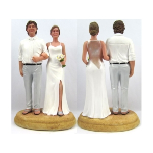 Wedding Cake Toppers Tradition Vs Trend Perla Wedding Cakes